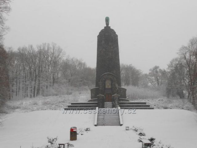 památník Napoleonských válek u Chlumce