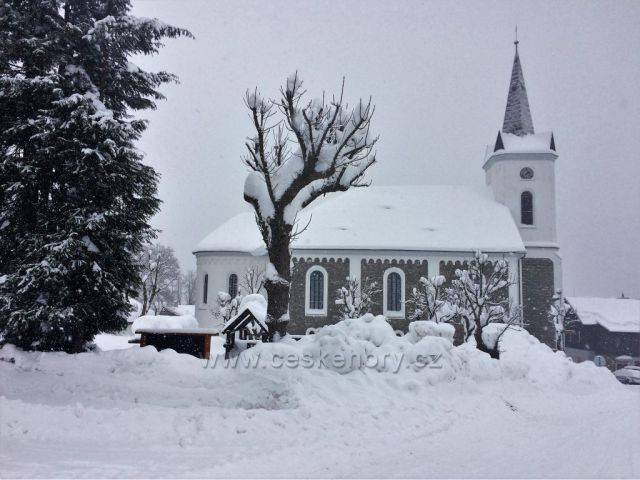 Kostel sv. Víta Příchovice