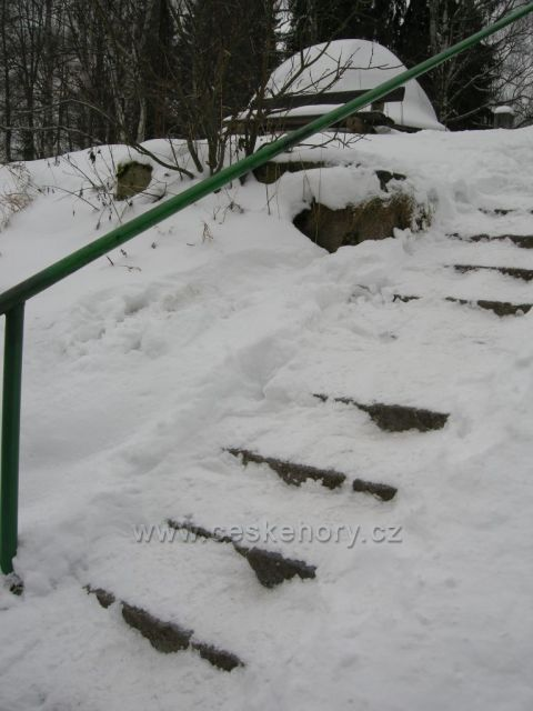 Po schodech