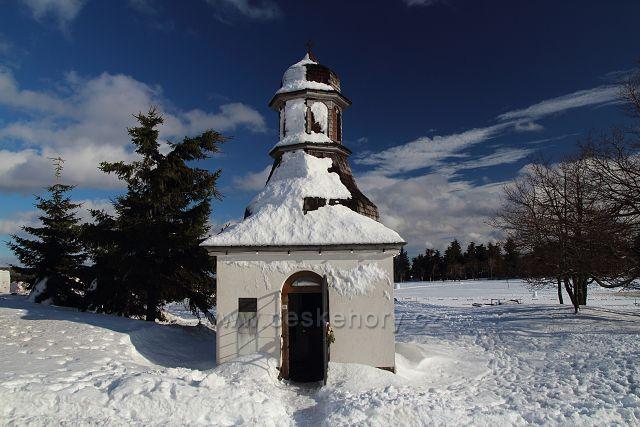 Kaplička na Lesné