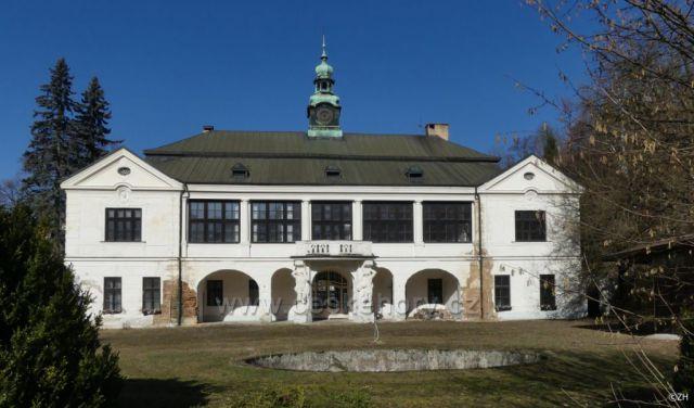 Brandýs nad Orlicí zámek