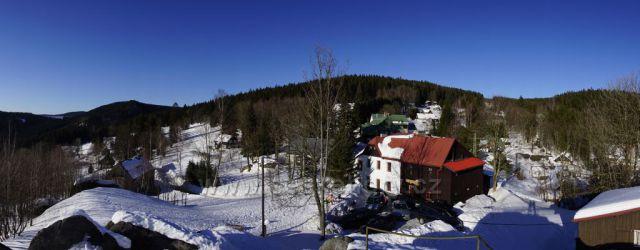 Hotel Peklo a Čert v Jizerských horách