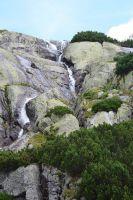 vodopád Skok