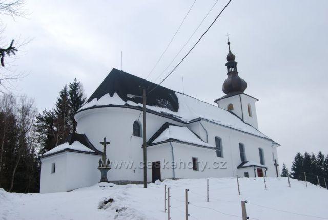 Kostel svatého Isidora (Nové Losiny)