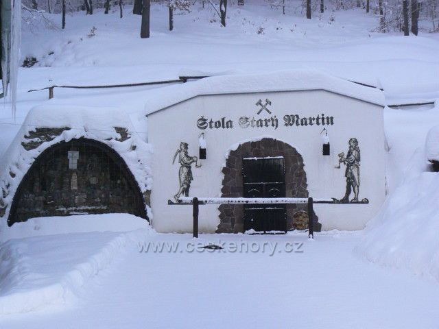 Štola Starý Martin