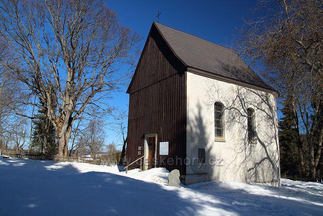 Kaple na Hůrce