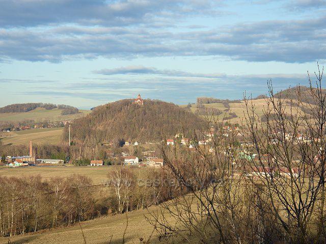 Z okolí Varnsdorfu - Varnsdorfská dominanta Hrádek
