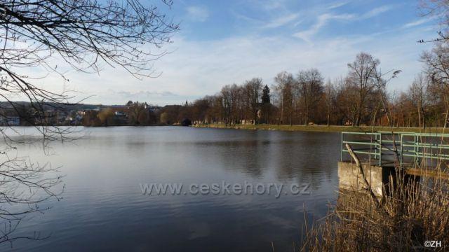 Rybník Oborník