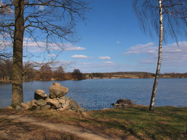 U rybníku Hořička
