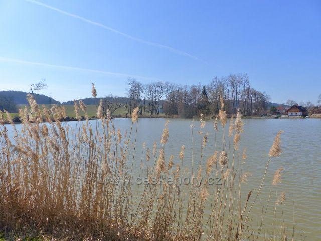 Dlouhoňovice - Nový rybník