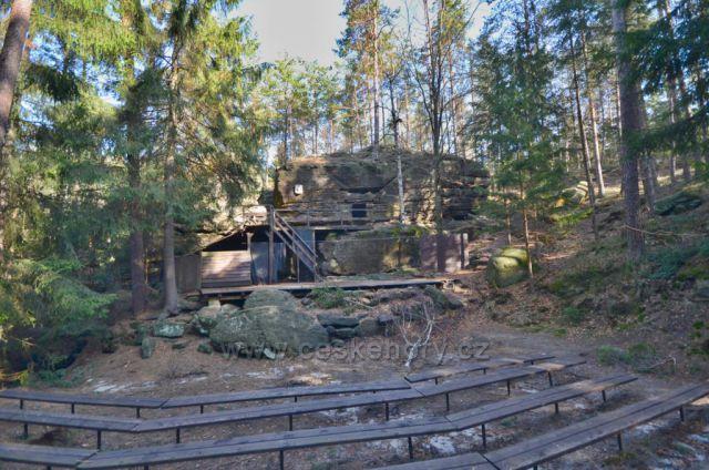 Mlýny-Lesní divadlo