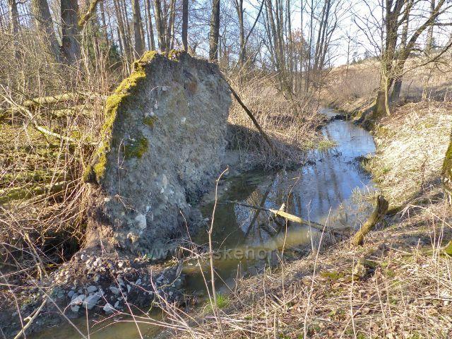 Lukavice - Dlouhoňovický potok