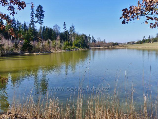 Lukavice- rybník U Mostisk