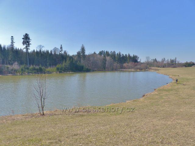 Lukavice - rybník U Mostisk