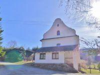 Sklené - objekt bývalého místního svatostánku