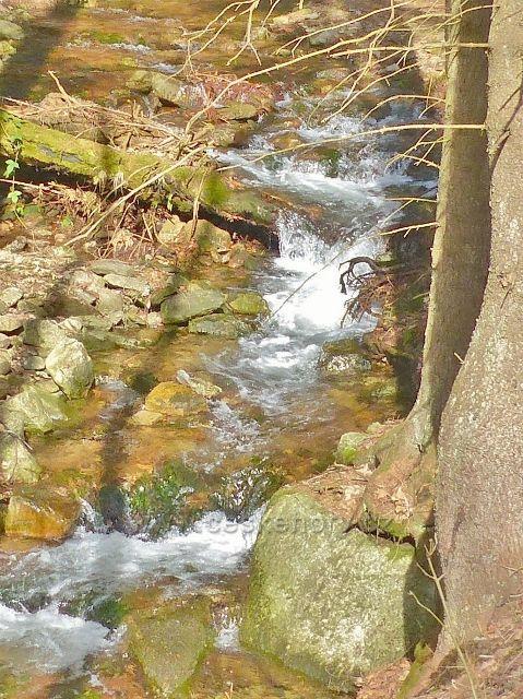 Sklené - horní tok Malé Moravy