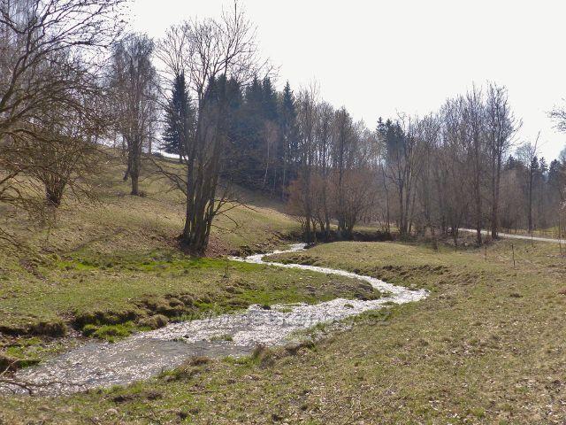 Dolní Morava - Mlýnský potok
