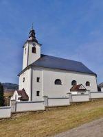 Dolní Morava - kostel svatého Aloise