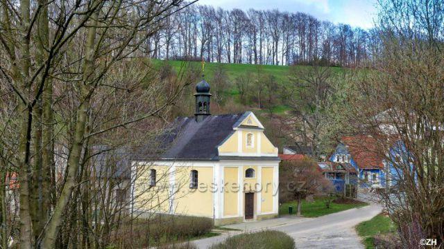 Kaple sv. Gotharda