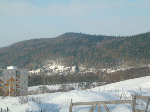 lesy nad Kláštercem n.Ohří