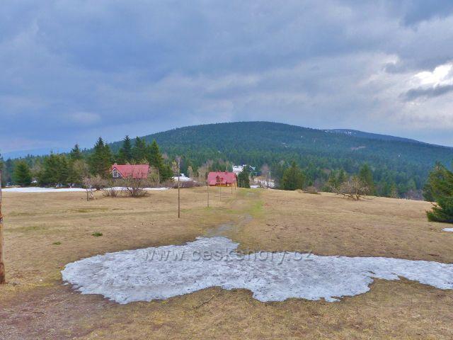 Šerlich - pohled na Malou a Velkou Deštnou