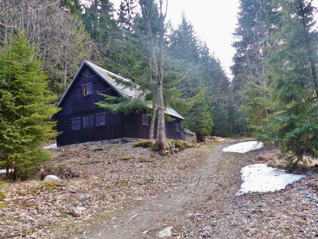 Lovecká chata Vilemínka