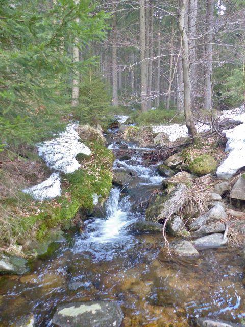 Poslední pohled na Moravu a její peřeje