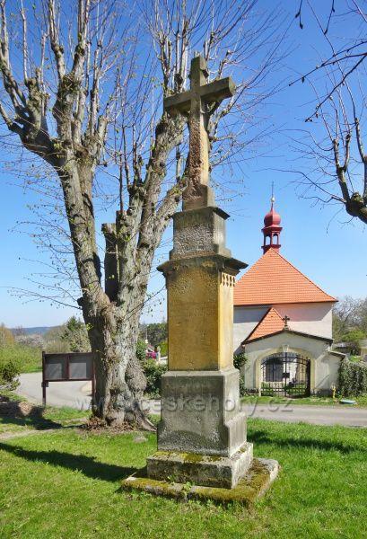 kostel sv. Bartoloměje na Bradě