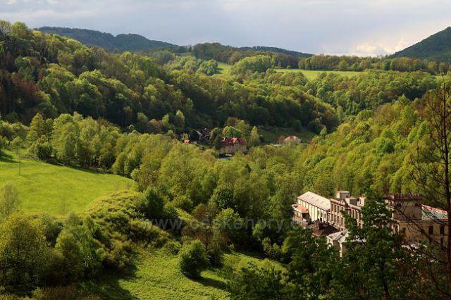Terezínské údolí