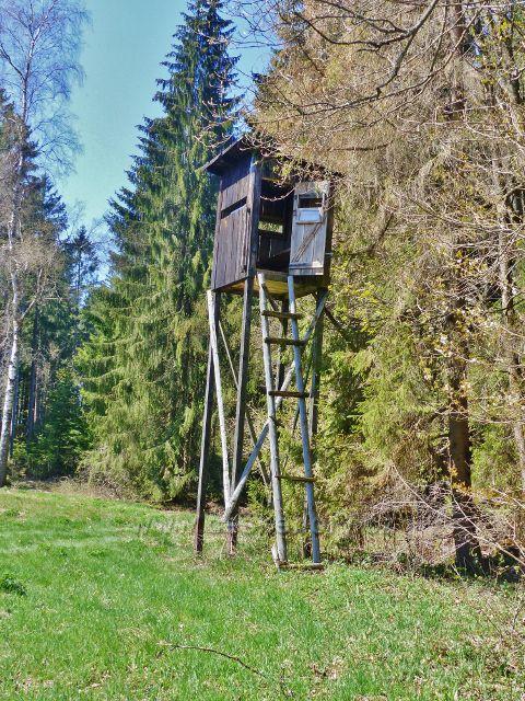 Posed u Horní hájovny