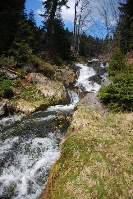 Prudký potok