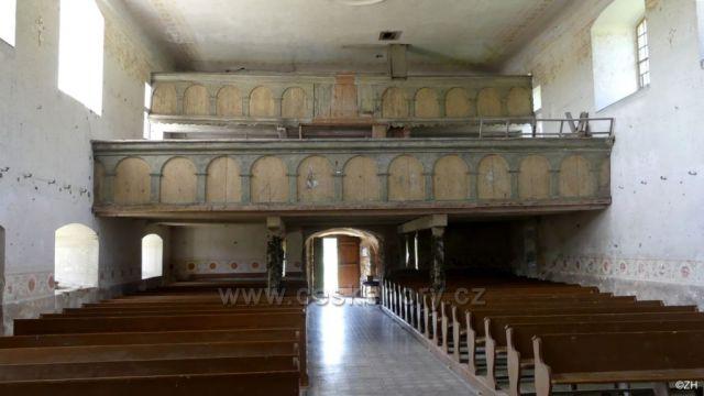 Kostel sv. Jana Nepomuckého ve Vrchní Orlici