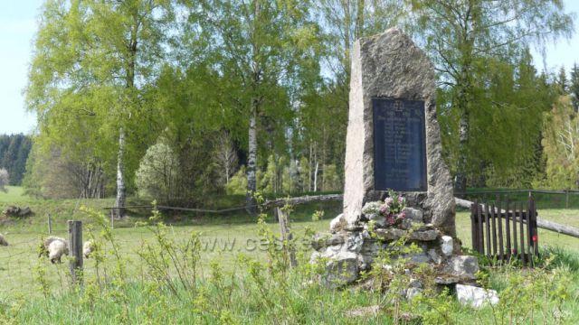 Pomník padlým v I. svět. válce