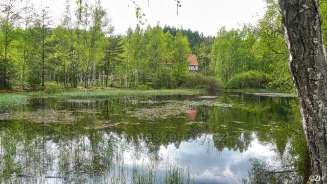Ostrov, přírodní památka Eiland