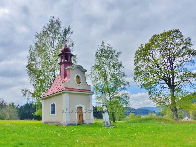 Horní Orlice - kaple Korunování Panny Marie