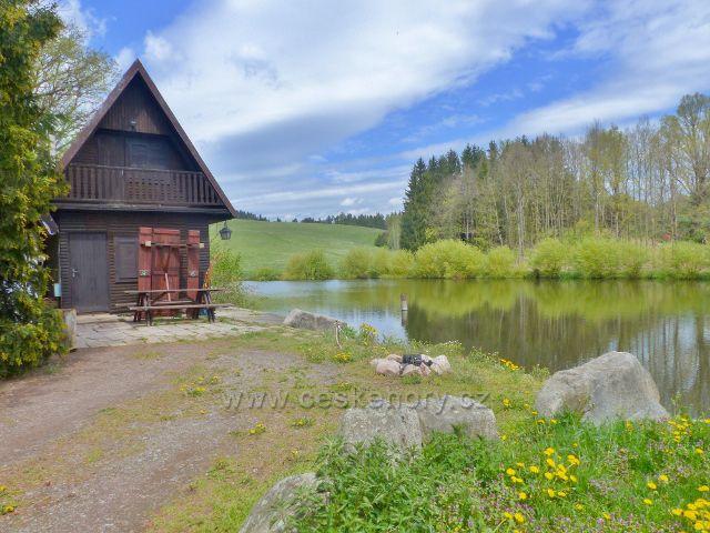 Písečná - Kalouskův rybník
