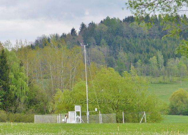 Žamberk - meteorologická stanice pod vrchem Karlovice