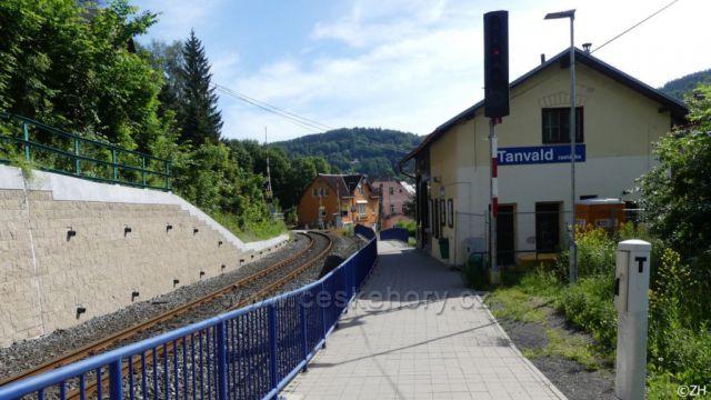 Tanvald zastávka
