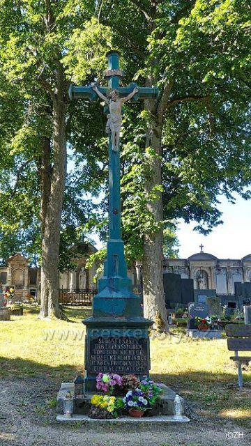 Lučanský hřbitov