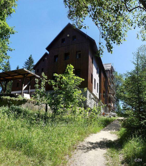 Chata  na Bramberku