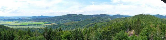 Pohled z Bukovky
