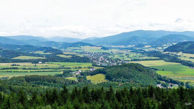 Velké Losiny z Bukovky