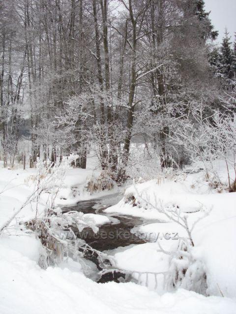 před Kadovem, Žďárské vrchy