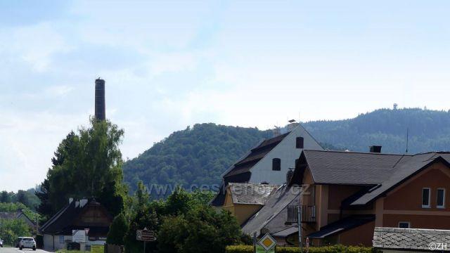 Pohled na Bukovku