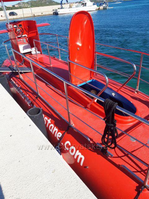 Dopravní prostředek do podmořského světa - super výlet