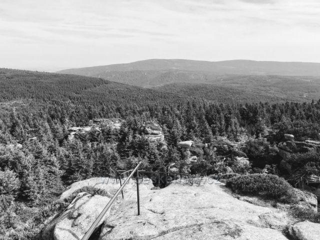 Výhled z Jizera