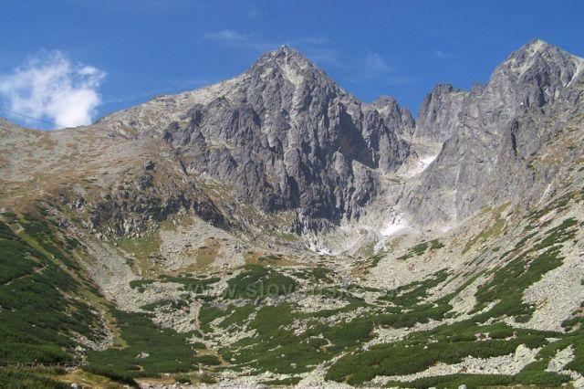 Vysoké Tatry - Lomnický štít