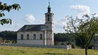 Šedivec, kostel Nanebevzetí Panny Marie