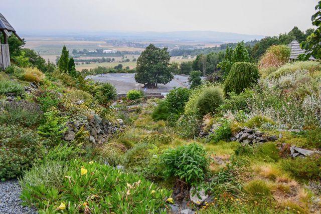 Arboretum Paseka, hezké scenerie.