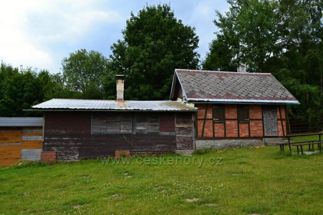 Sokolská chata.